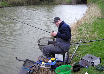 River fishing is a typical Cancer sport