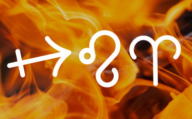 Fire Sign Element