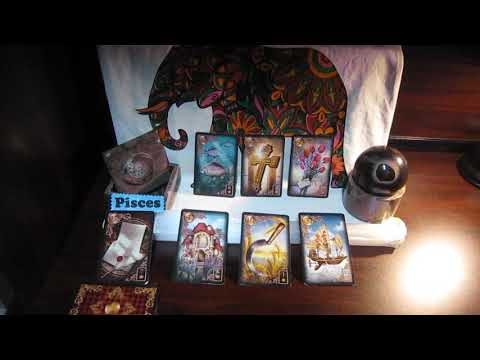 PISCES Lenormand & Astro Forecast for October 2 - 8, 2017