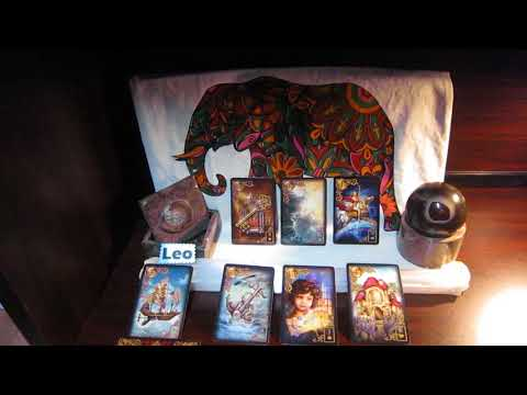 LEO Lenormand & Astro Forecast for October 2 - 8, 2017