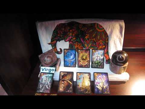 VIRGO Lenormand & Astro Forecast for October 2 - 8, 2017