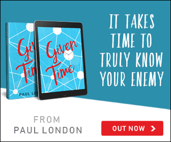 Given Time, by Paul London
