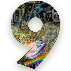The numerology meaning of the number 9; The number of GLOBAL AWARENESS