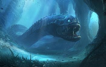 Морскоечудовище