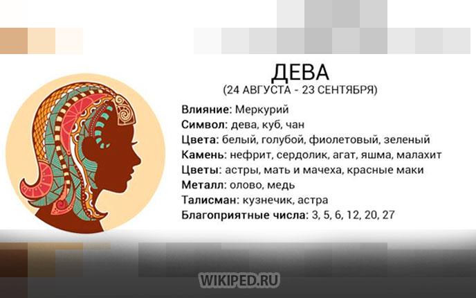 Дева гороскоп 25 сентября: гороскоп на 25 сентября 2020 года для женщин и мужчин знака Дева ♍ по гороскопу