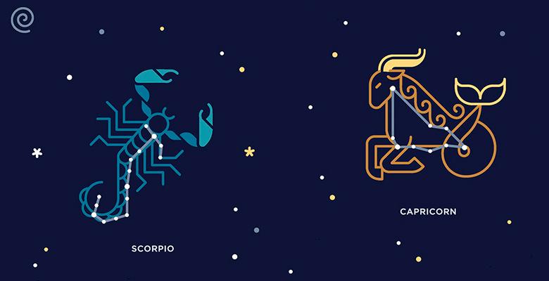 Козерог и скорпион подходят друг другу: Совместимость Скорпиона и Козерога: внимание, взрывоопасно!